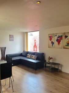 Photo for Central Two bed two bath Brick Lane Apartment