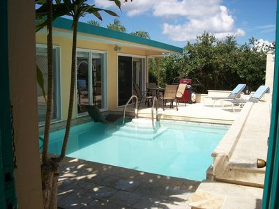 Photo for Serenity - Private Caribbean-Style Pool Villa:  $250/ nt. or Less!