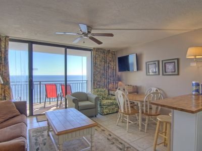 Recently Renovated MB Condo! Direct Oceanfront Views from 20th Floor Balcony!