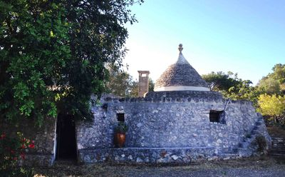 Photo for TRULLO two-room apartment with dependance from the 1700s