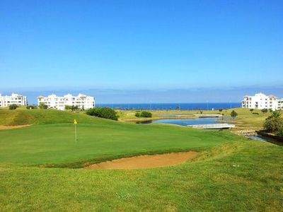 Photo for Sublime apartment with sea and golf views 4301