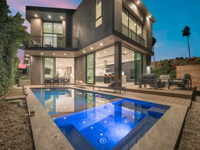 Photo for WeHo Mansion with Pool, Hot Tub, BBQ & Table Games