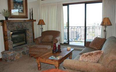 Photo for Owner Managed Top Floor 2 Bedroom Ski/in Condo  With Discounted Lift Passes