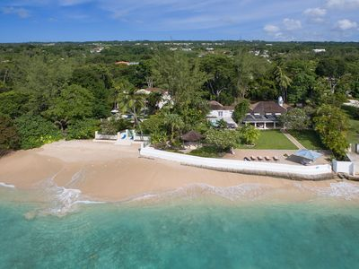 Tropical Beachfront Oasis with Pool - High Trees