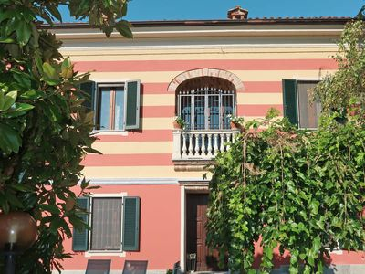 Photo for Apartment Az. Agr. Olivetta  in Castelletto Merli (AL), Piedmont - 4 persons, 2 bedrooms