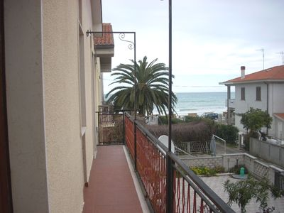 Photo for Nice house with sea view and balcony