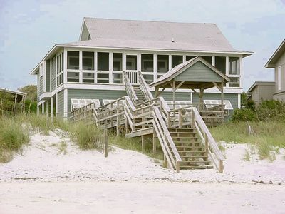 July 6th Week Available - Charming, Historic, Beach & Creek Front Home!
