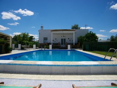 Photo for Stunning Villa located in Andalucian Countryside, Seville / Moron / Arahal