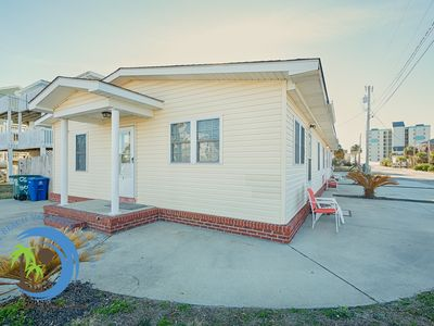 Photo for Cherry Grove Bungalow #1- 100 Yards to Ocean!