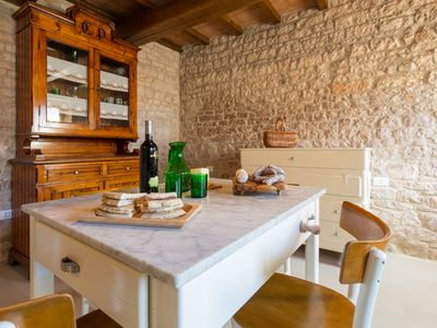 Photo for Beautiful Rural Apartment W/ Stone On The Wall And Ancient Original Furniture!