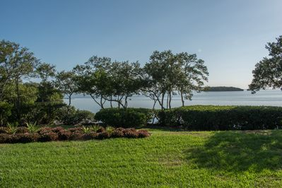 There are no shortage of excellent views here at Holiday Island!