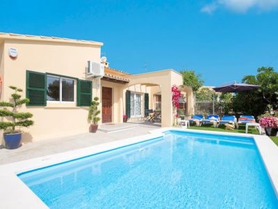 Photo for Homerez last minute deal - Beautiful chalet with swimming-pool