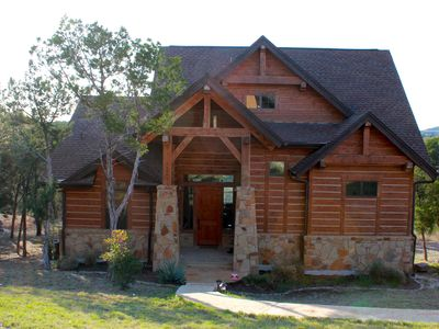 Photo for Rustic Cottage in The Hollows on one acre lot with 2 car garage