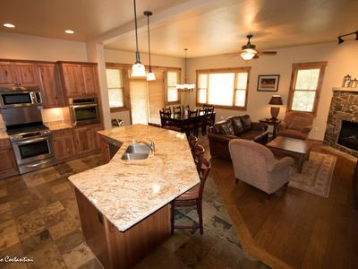 Photo for Spacious 5 BR Townhome Close to Ski Area, New 2018 Video Tour