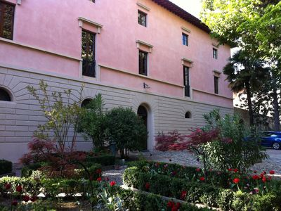 Photo for Villa Humbourg a magnificent Tuscan villa from the 18th century will enchant you