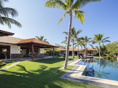 Photo for Fabulous New Contemporary Five Suite Residence at Mauna Kea Resort