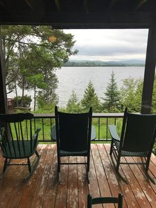 Photo for Lakefront cottage on Caspian Lake in Greensboro, Vermont
