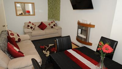 Photo for Royal Mile Edinburgh Lothian 2Bed Flat near Waverly Old Town City Centre