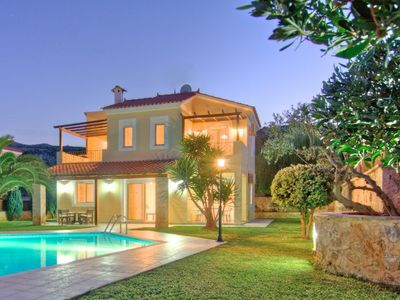 Photo for Demetrios Villa - Beautiful Villa with Private Swimming Pool Hot Tub! - Free WiFi