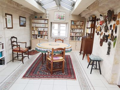 Photo for Beautiful duplex at the foot of the Pont d'Avignon