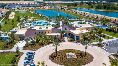 Photo for At Last You can Rent the Perfect Luxury Home on Solara Resort, minutes from Disney World, Orlando Townhome 2529