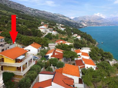 Photo for Apartment Ruzica (OMI212) in Omis - 4 persons, 2 bedrooms