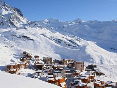 Photo for Stunning View Apartment (4p) Val Thorens