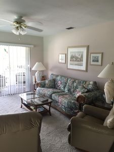 Photo for Adorable Tropical Getaway Just Steps From The Beach!!!Great Rates Available.