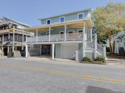 Photo for Tide Down - Classic 4 bedroom beach house with wrap around porch