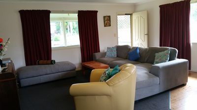 Photo for Comfortable 3 Bedroom Home,  Furnished with Linen supplied.