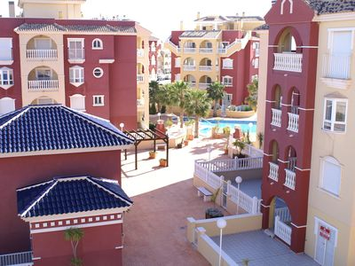 Photo for 2BR Apartment Vacation Rental in Los Alcázares, Región de Murcia