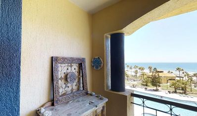 Photo for 1 Bedroom 1 Bath Upper Floor Ocean View Condo C 404