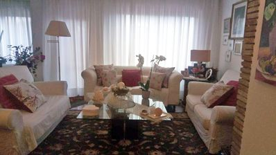 Photo for Residence with all amenities, 50 meters from the sea