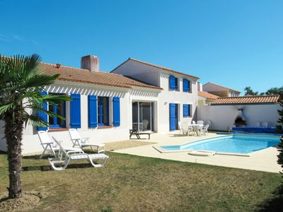 Photo for Vacation home de Vertmarines (SJM201) in Saint Jean de Monts - 6 persons, 3 bedrooms