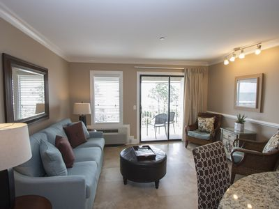 Photo for Ocean Dunes Villas 212 -  Stunning views of the Ocean and Heated Pool