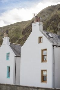 Photo for Stunning 1 Bedroom Fishermans Cottage Located In The Beautiful Village Of Pennan