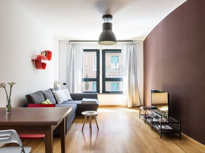 Photo for Alzaia Naviglio Pavese - Apartment for 4 people in Milano
