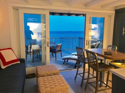 Photo for Waterfont 1 Bedroom West End Condo With Unobstructed Views