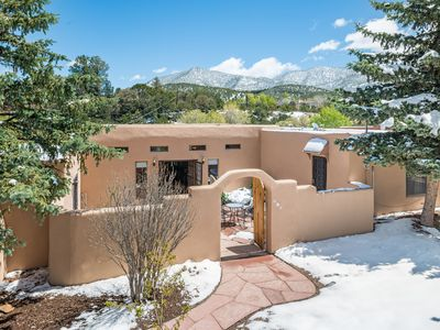 Photo for Comfortable Family Home, Walk to Canyon Road, A Santa Fe Dream Vacation