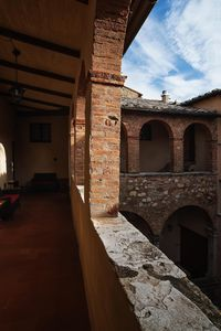 Photo for Poggiolo - Apartment in a Palazzo del 500 in the center of Montepulciano