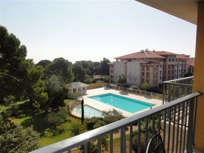 Photo for SAINT AYGULF. NICE APARTMENT. 350 METERS SEA. GARAGE. ELEVATOR. 6 PERSONS