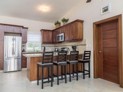 Photo for This comfy villa has a beachy vibe and a focus on outdoor living and entertaining! For your enjoyment and relaxation