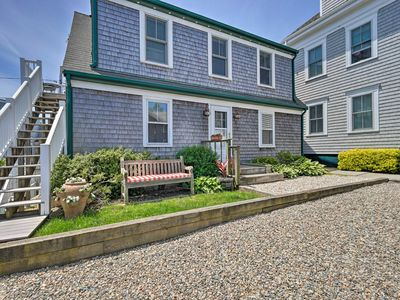 Photo for Provincetown Apartment, Steps to Commercial Street