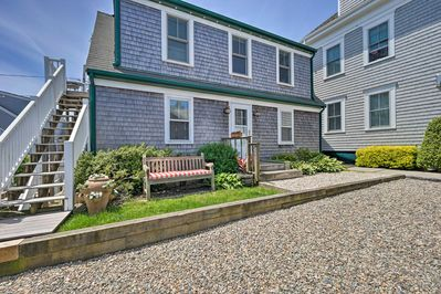 You'll feel right at home at this lovely Provincetown vacation rental apartment!