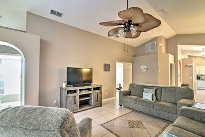 You'll have all the comforts of home just a 15-minute drive from Disney World!