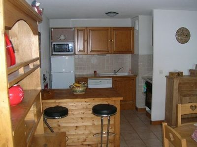 Photo for Apartment rental nearby ski slopes, space diament
