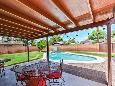 Photo for NEW! 4BR Scottsdale House w/ Swimming Pool & Patio