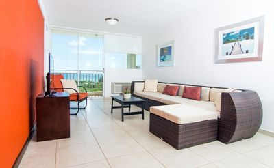 Photo for Ocean Front, 2 Bedrooms, 2 Bathrooms, Beautiful Condo With Spectacular Views