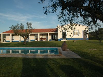 Photo for Peaceful Country Holiday Home with Swimming Pool In a Wine Region