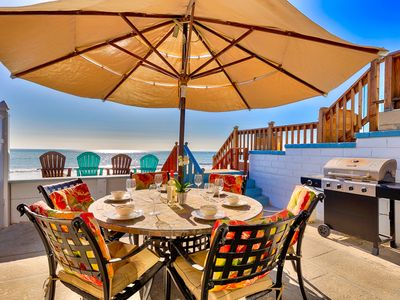 Photo for 20% OFF MAY - Great Family Vacation Home, Oceanfront + Endless Views